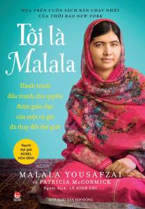 sach toi la malala 208x300 - 25 cuốn sách hồi ký hay khiến người đọc phải suy ngẫm khi gấp sách lại