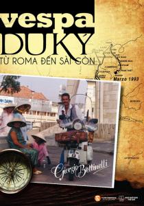 sach vespa du ky tu roma den sai gon 210x300 - 11 quyển sách hay về nước Ý cuốn ta vào những niềm yêu ngây ngất