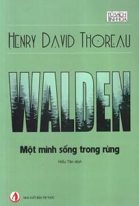 sach walden mot minh song trong rung 203x300 - 11 quyển sách hay về sinh tồn cung cấp nhiều bài học và kiến thức giá trị