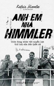 sach anh em nha himler 188x300 - 11 quyển sách hay về Đức quốc xã hé lộ những sự thật lịch sử đầy ám ảnh