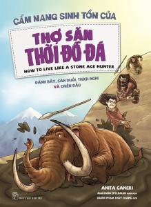 sach cam nang sinh ton cua tho san thoi do da 219x300 - 11 quyển sách hay về sinh tồn cung cấp nhiều bài học và kiến thức giá trị
