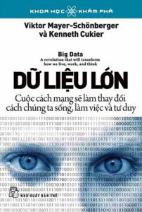sach du lieu lon viktor 202x300 - 9 quyển sách hay về Big Data đầy thông tuệ và nhiều thông tin