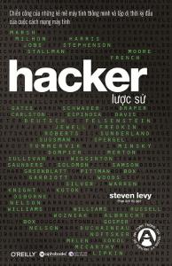 sach hacker luoc su 194x300 - 11 cuốn sách hay về mạng máy tính hữu ích cho mọi độc giả