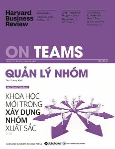 sach hbr on teams quan ly nhom 231x300 - 11 cuốn sách hay về làm việc nhóm gắn kết và hiệu quả
