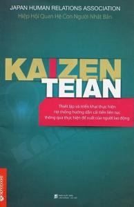 sach kaizen tean 194x300 - 7 quyển sách hay về Kaizen cần thiết đối với bất kỳ ai