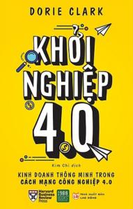 sach khoi nghiep 4 0 191x300 - 5 quyển sách hay về định giá sản phẩm có thể áp dụng ngay lập tức