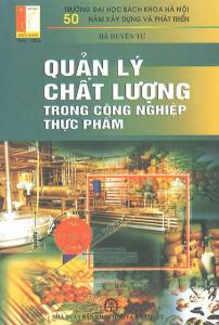 sach quan ly chat luong trong cong nghiep thuc pham 202x300 - 11 cuốn sách hay về quản lý chất lượng đầy đủ và toàn diện