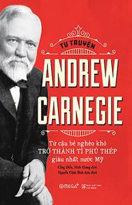 sach tu truyen andrew carnegie 193x300 - 25 cuốn sách hồi ký hay khiến người đọc phải suy ngẫm khi gấp sách lại