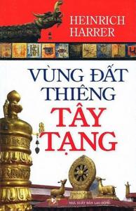 sach vung dat thieng tay tang 194x300 - 11 cuốn sách hay về Tây Tạng mở ra nhiều góc nhìn về vùng đất huyền diệu