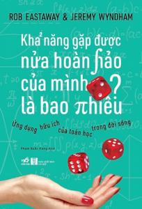 sach kha nang gap duoc nua hoan hao cua minh 204x300 - 5 cuốn sách hay về xác suất thống kê ngắn gọn, rõ ràng và dễ hiểu
