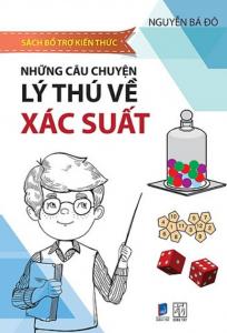 sach nhung cau chuyen ly thu ve xac suat 204x300 - 5 cuốn sách hay về xác suất thống kê ngắn gọn, rõ ràng và dễ hiểu