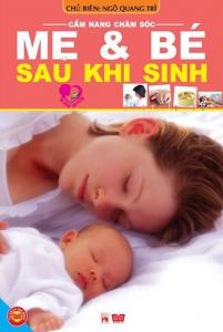sach cam nang cham so me va be sau khi sinh 201x300 - 11 cuốn sách hay về chăm sóc trẻ sơ sinh khỏe mạnh, thông minh