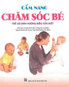 sach cam nang cham soc be tre so sinh 239x300 - 11 cuốn sách hay về chăm sóc trẻ sơ sinh khỏe mạnh, thông minh