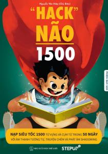 sach hack nao 1500 211x300 - 9 quyển sách luyện phát âm tiếng Anh hay và chuẩn nhất