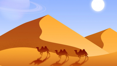 Photo of 9 cuốn sách hay về sa mạc hoang sơ và khắc nghiệt