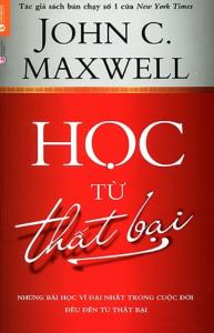 sach hoc tu that bai nhung bai hoc vi dai nhat trong cuoc doi 193x300 - 11 quyển sách hay về thất bại mang tới những bài học giá trị