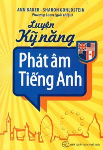 sach luyen ky nang phat am tieng anh 207x300 - 9 quyển sách luyện phát âm tiếng Anh hay và chuẩn nhất