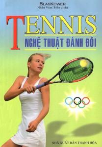 sach tennis nghe thuat danh doi 208x300 - 19 quyển sách hay về thể thao tạo động lực mạnh mẽ cho bạn đọc