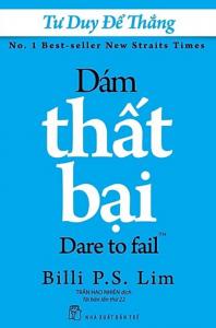 sach tu duy de thang dam that bai 198x300 - 11 quyển sách hay về thất bại mang tới những bài học giá trị