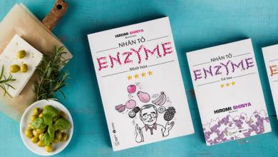 Photo of 7 cuốn sách hay về Enzyme dễ đọc, dễ theo dõi