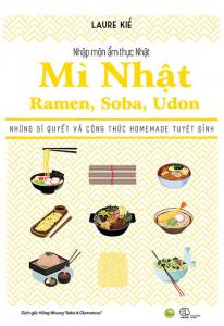 sach mi nhat ramen soba udon 206x300 - 7 quyển sách hay về ẩm thực Nhật Bản thanh tao và đặc sắc
