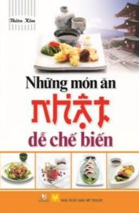 sach nhung mon an nhat de che bien 195x300 - 7 quyển sách hay về ẩm thực Nhật Bản thanh tao và đặc sắc
