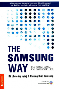 sach the samsung way de che cong nghe 200x300 - 5 quyển sách hay về Samsung cho bạn bài học kinh doanh và cuộc sống