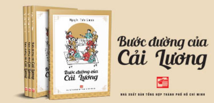 sach hay ve cai luong cover - 7 quyển sách hay về cải lương đậm đà bản sắc văn hóa dân tộc