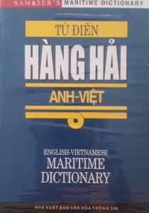 sach tu dien hang hai anh viet 210x300 - 9 quyển sách hay về hàng hải đáp ứng nhu cầu học tập và làm việc của độc giả