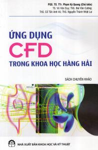 sach ung dung cfd trong khoa hoc hang hai 197x300 - 9 quyển sách hay về hàng hải đáp ứng nhu cầu học tập và làm việc của độc giả