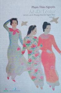 sach ao dai lemur va boi canh phong hoa 196x300 - 5 quyển sách hay về áo dài Việt Nam mang giá trị văn hóa và bản sắc dân tộc