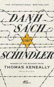 sach danh sach cua schindler 188x300 - 11 cuốn sách dựa trên chuyện có thật khiến người đọc nhớ mãi