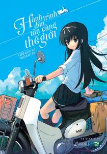 sach hanh trinh den tan cung the gioi 210x300 - 19 cuốn sách Light Novel hay khiến người đọc không thể rời mắt