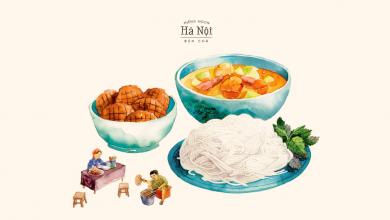 Photo of 9 quyển sách hay về ẩm thực Hà Nội đầy tinh tế và thanh tao