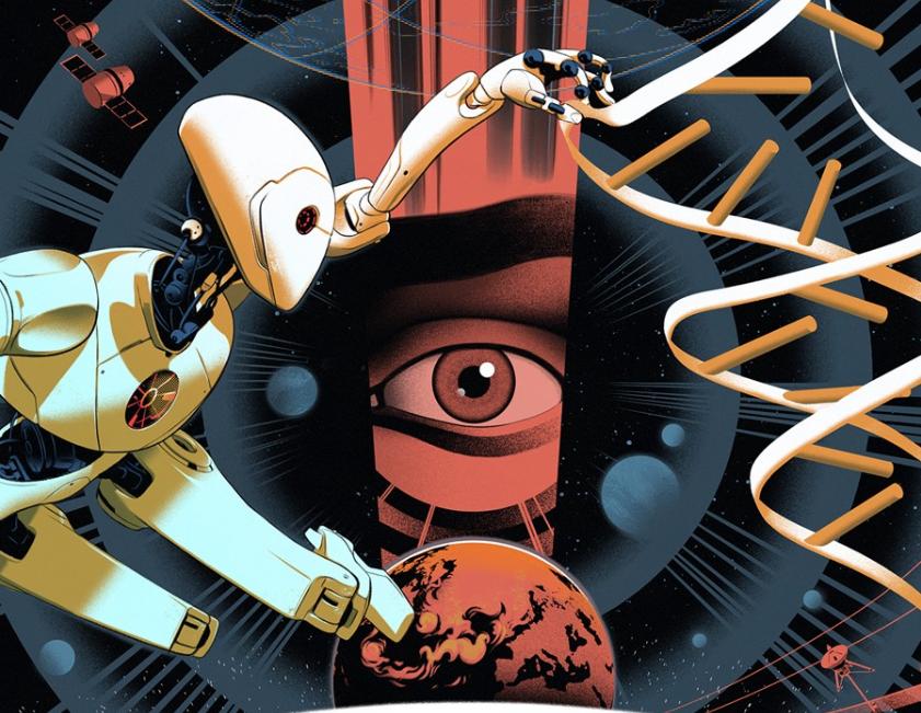 Photo of 25 cuốn sách khoa học viễn tưởng hay mang đậm chất hiện thực, sống động
