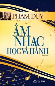sach am nhac hoc va hanh 195x300 - 11 cuốn sách hay về nhạc lý mở rộng kiến thức âm nhạc của bạn