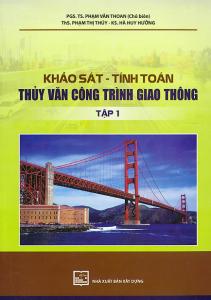 sach khao sat tinh toan thuy van cong trinh giao thong tap 1 211x300 - 9 quyển sách hay về cầu đường đi từ lý thuyết đến thực tiễn