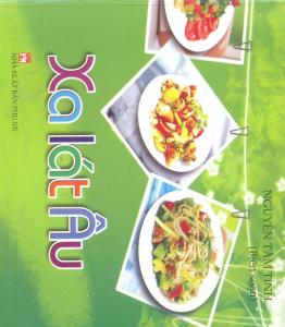 sach xa lat au 262x300 - 7 quyển sách dạy nấu món Âu hay đầy hấp dẫn và tinh tế