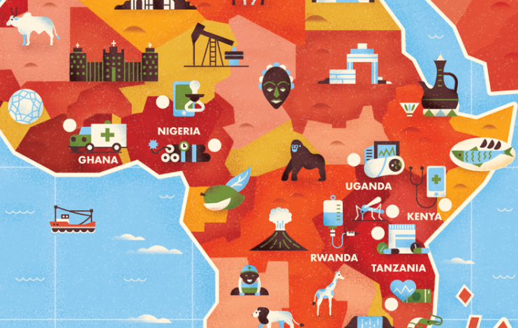 Photo of 9 quyển sách hay về Châu Phi rộng lớn, nguyên sơ và hùng vĩ