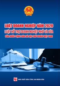 Luật Doanh Nghiệp Năm 2020 – Luật Hỗ Trợ Doanh Nghiệp Nhỏ Và Vừa Của Nước Cộng Hòa Xã Hội Chủ Nghĩa Việt Nam
