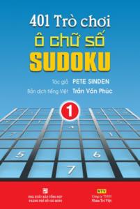 401 Trò Chơi Ô Chữ Số Sudoku – Tập 1