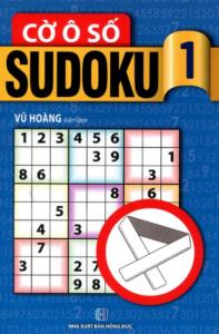 Cờ Ô Số Sudoku (Tập 1)