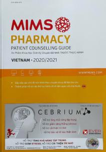 Mims Pharmacy – Ấn Phẩm Khoa Học Định Kỳ Chuyên Đề Nhà Thuốc Thực Hành – 2020/2021