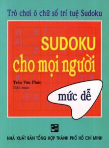 Sudoku Cho Mọi Người (Mức Dễ)